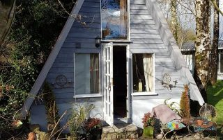 Eco accommodation Galway Ireland
